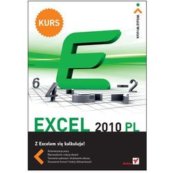 Excel 2010 PL. Kurs - Witold Wrotek (Helion)
