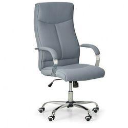 Fotel biurowy lugo tex, szary marki B2b partner