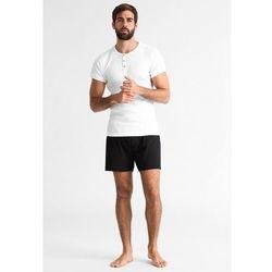 Levi's® LEVIS 300LS SHORT SLEEVE HENLEY Koszulka do spania white