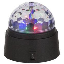 28014 - led lampa dekoracyjna disco 6xled/0,06w/3xaa marki Globo