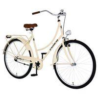 Rower INDIANA Moena 28 S1H Cappucino + Zamów z DOSTAWĄ JUTRO! + 5 lat gwarancji na ramę! + Kier