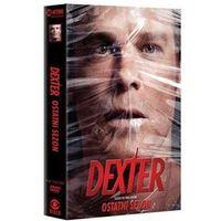 Dexter (sezon 8, 4 DVD) (5903570155833)