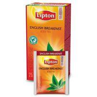 Czarna herbata  classic english breakfast 25 kopert marki Lipton