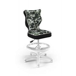 Krzesło dziecięce na wzrost 133-159cm Petit biały ST33 rozmiar 4 WK+P