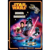 Star Wars. Zadanie naklejanie - Dostępne od: 2014-08-29, praca zbiorowa