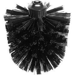 Zapasowa szczotka do wc z rączką do serii modo czarna marki Blomus