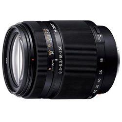 Sony SAL-18250 DT 18-250 mm f/3,5-6,3 - produkt w magazynie - szybka wysyłka! - produkt z kategorii- Obiektyw