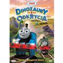 Tomek i przyjaciele Dinozaury i odkrycia (DVD)