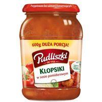 Pudliszki  600g klopsiki w sosie pomidorowym