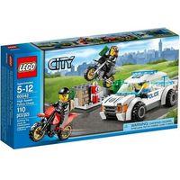 Lego CITY Superszybki pościg 60042