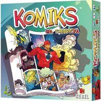 Rebel Komiks: gra towarzyska (5901549927481)