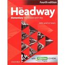 Headway 4E Elementary Workbook with key with iChecker, oprawa miękka