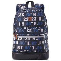 Plecak dziecięcy REIMA Limitys granatowy wzór 12l (rozmiar M)