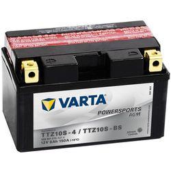 Varta Akumulator motocyklowy Powersports AGM TTZ10S-4/TTZ10S-BS - produkt z kategorii- Akumulatory do motocykl