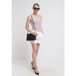 Zalando Essentials 2 PACK Top white/red/red, materiał bawełna||elastan, biały