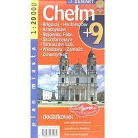 Plan miasta. Zamość, Chełm. Plus9 (2012)