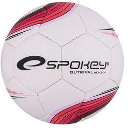 Piłka nożna SPOKEY Outrival Replica biało-zielony z kategorii piłka nożna