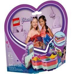 Lego 41385 pudełko przyjaźni emmy (emma's summer heart box) klocki friends
