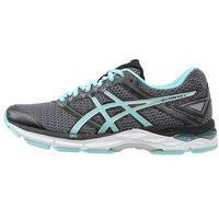 ASICS GELPHOENIX 8 Obuwie do biegania Stabilność carbon/aruba blue/black z kategorii obuwie do biegania