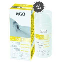 ECO Cosmetics – Emulsja na słońce faktor SPF50 100ml - produkt z kategorii- Pozostałe kosmetyki do opalan