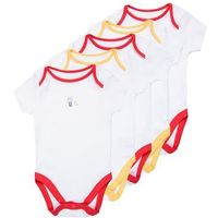 mothercare UNISEX AROUND THE WORLD BABY 5 PACK Body lights multicolor, MC099