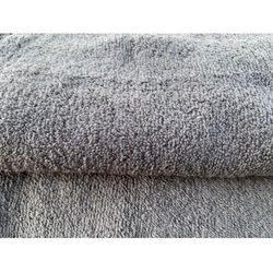 Ręcznik hotelowy 70x140 cm jasnoszary 100% bawełna 500 gr/m2 steel marki Slevo