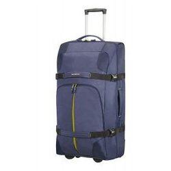 SAMSONITE torba miękka na kołach 82 cm kolekcja REWIND model Duffle/WH materiał polyester - produkt z kateg