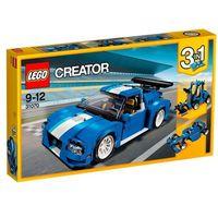 Lego CREATOR Track racer turbo turbo track racer 31070