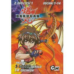 Bakugan (Cżęść 1) Bakugan Battle Brawlers, kup u jednego z partnerów