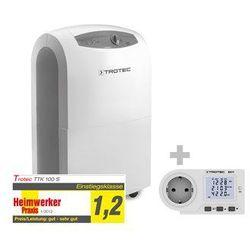 Osuszacz powietrza TTK 100 S + Miernik kosztów zużycia energii BX11