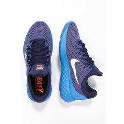 Nike Performance LUNAR SKYELUX Obuwie do biegania treningowe dark purple dust/white (buty do biegania) od Zala