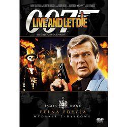 007 James Bond: Żyj i pozwól umrzeć Live and Let Die - produkt z kategorii- Sensacyjne, kryminalne