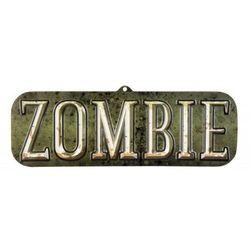 Dekoracja ścienna zombie 55 x 20 cm, marki Aster