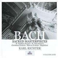 Bach: Sacred Masterpieces - Dietrich Fischer-Dieskau, Evelyn Lear, Hertha Topper