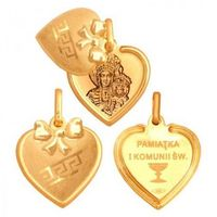 Zawieszka złota pr. 585 - 33816