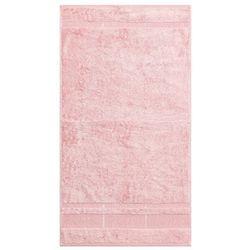 Bade Home Ręcznik Bamboo różowy, 50 x 90 cm z kategorii Ręczniki