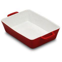 Royalty line Ceramiczne naczynie żaroodporne do zapiekania 16x23cm / 06-007