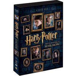 Harry Potter. Kolekcja 8 Filmów. DVD - produkt z kategorii- Pakiety filmowe