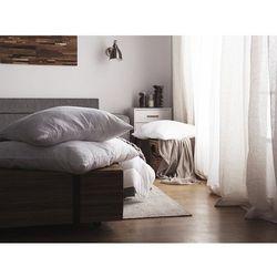 Beliani Materac nawierzchniowy topper 140 x 200 cm yangara