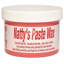Poorboy's world Poorboy's - natty's paste wax red 235ml, kategoria: wosk samochodowy