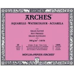 Canson Arches® papier akwarelowy 23x31/12 Satine - sprawdź w wybranym sklepie