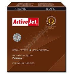 ActiveJet A-KXP160 kaseta barwiąca kolor czarny do drukarki igłowej Panasonic (zamiennik KXP160) - sprawdź