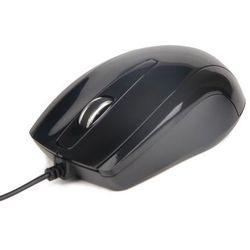 GEMBIRD myš MUS-U003, optická, USB, černá, kup u jednego z partnerów
