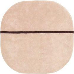 Dywan Oona okrągły różowy, 602447