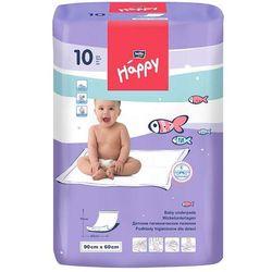 Podkłady do przewijania Bella Baby Happy Soft 60cm x 90cm 10 szt. - sprawdź w wybranym sklepie