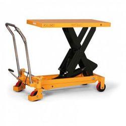 Podnośny stół bs o maksymalnym obciążeniu 250 kg marki B2b partner