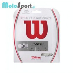 Naciąg  synthetic gut power 15 od producenta Wilson