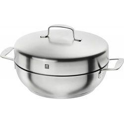 ZWILLING TWIN Plus - naczynie do wędzenia i gotowania na parze 28cm (4009839388552)