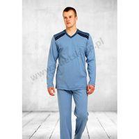 Piżama męska BIG LOLO dł jeans 344 M-max