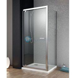 Radaway Twist DW+S / DW - drzwi do kabiny lub wnękowe, wahadłowe 70cm 382000-01 z kategorii Drzwi prysznicow